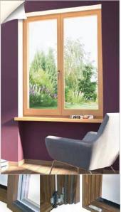 Pasivní okno ENERGY Concept 90