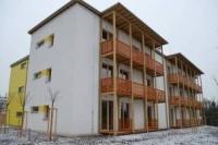 Pasivní bytový dům pro seniory Modřice