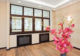 PVC podlaha - imitace dřeva