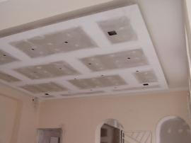 Sádrokartonový stropní podhled