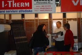Fotografie z loňského ročníku veletrhu STAVOTECH - Moderní dům Olomouc