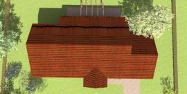 Nízkoenergetická dřevostavba Beata