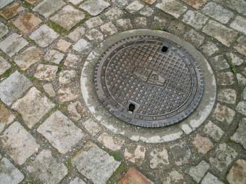 Kanalizační poklop