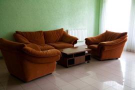 Čalouněná sedací souprava