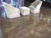 Podlaha z raženého kamene R-Lay