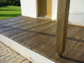 Ražený kámen R-Lay - dlažba v imitaci dřeva