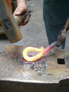 Výroba kovaných výrobků