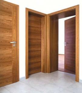 Interiérové dveře s obložkovými zárubněmi