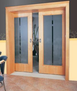 Posuvné dveře