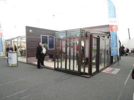 Fotografie z loňského ročníku veletrhů DŘEVOSTAVBY, WINDOOR EXPO, MODERNÍ VYTÁPĚNÍ a KRBY A KAMNA