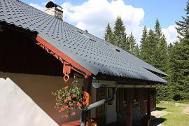 Střecha a okapy Lindab