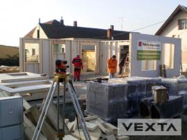 Realizace dřevostavby VEXTA B76 v Holýšově