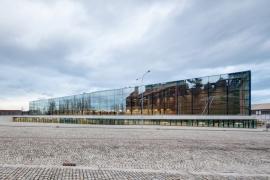 Svět techniky vOstravě; architekt Josef Pleskot