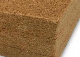 Dřevovláknitá izolační deska