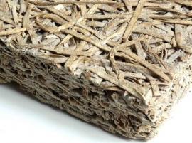 Dřevovláknitá izolační deska Heraklith