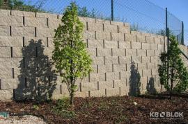 Opěrná stěna