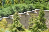 Opěrná zeď