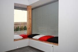 Interiér pasivního domu, zdroj: www.vesperhomes.cz