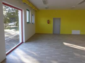 Dřevostavba nové školky v Ratíškovicích - konstrukční desky RigiStabil Activ´Air