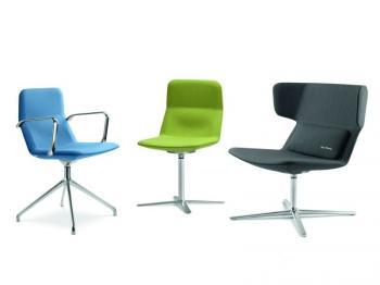 Vítězný výrobek 2015 - FLEXI, LD SEATING s.r.o., design Paolo Orlandini, Folco Orlandini