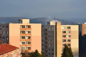 Zateplené panelové domy
