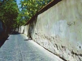 Zeď před sanací