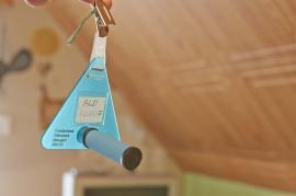 Měření koncentrací formaldehydu