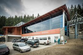 Stavba roku 2014: Rekonstrukce lanové dráhy na Sněžku