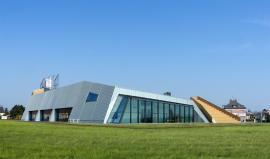 Stavba roku 2014: Letecké muzeum Metoděje Vlacha v Mladé Boleslavi