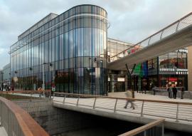 Stavba roku 2014: Obchodní centrum Šantovka, Olomouc