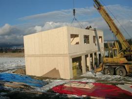 Výstavba pasivního domu