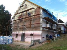 Zateplení spodní stavby a soklu