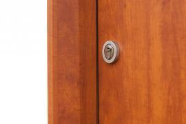 Horní zámek bezpečnostních dveří