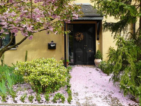Vstup do domu podle Feng-šuej, foto: flickr.com