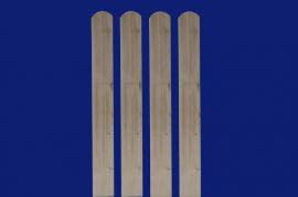 Dřevěná plotovka SM 90-1200 rýhovaná 20x90x1200 mm