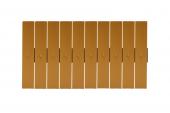 Plastová plotová pole - S borovice 80-100x168-188 cm