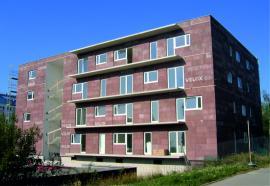 Hrubá stavba bytového domu Brno Líšeň, VELOX MIKULOV s.r.o.