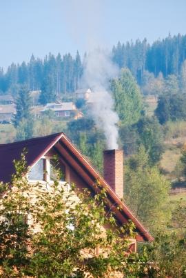 Vytápění začíná již začátkem podzimu