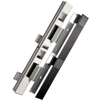 SULKO Vent - rám stlumiči hluku, obnovitelnými filtry, svysoce efektivním zásobníkem s90% zpětným poskytováním tepla.