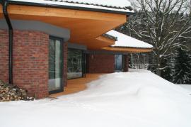 Rodinný dům EKORD 213kX6