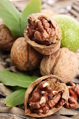 'Vlašské' ořechy