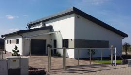 Referenční dům Atyp Borek společnosti MS HAUS s.r.o., návštěva možná pouze po předchozí domluvě