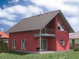 Vzorový dům společnosti VESPER FRAMES s.r.o., Pod hospodou 8, 691 63 Velké Němčice