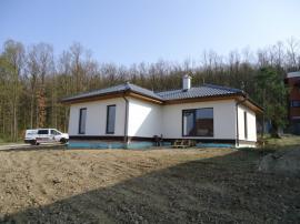 Referenční dům MS 04 Vysoká nad Labem společnosti MS HAUS s.r.o., návštěva možná pouze po předchozí domluvě