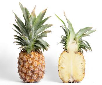 Zralý plod ananasovníku