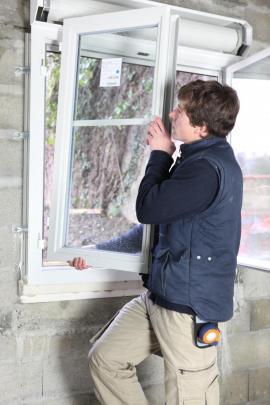 Montáž nového okna