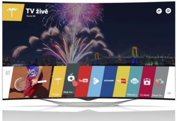 OLED televizor od LG