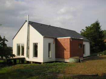 Konkrétní realizace typového domu JANA 1