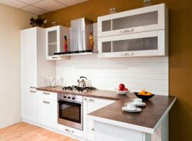 Moderní kuchyně z lamina