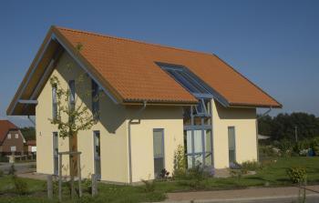 Novostavba rodinn�ho domu